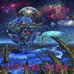 Vampire Squid - Nautilus World cover art