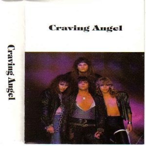 Craving Angel - Craving Angel cover art