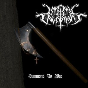 Imperial Triumphant - Summons to War cover art