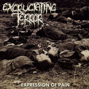 Excruciating Terror - Expression of Pain cover art