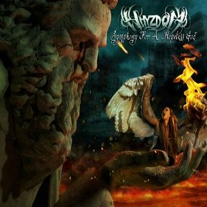 Whyzdom - Symphony for a Hopeless God cover art