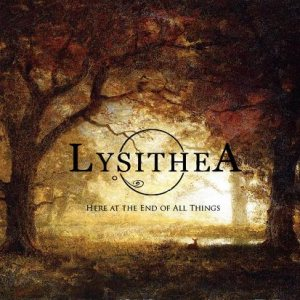 Lysithea - Here at the End of All Things cover art