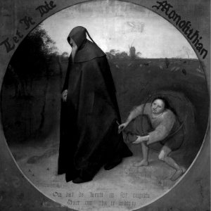Monolithian - Because the World Is Perfidious, I Am Going into Mourning cover art