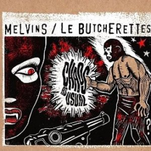Melvins - Chaos As Usual cover art