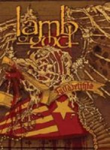 Lamb of God - Killadelphia cover art