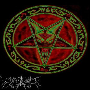 Mysticism Black - War Hymns of the Dark Communion cover art