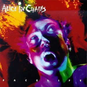 Alice In Chains - Facelift cover art