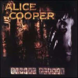 Alice Cooper - Brutal Planet cover art