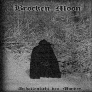 Brocken Moon - Schattenlicht des Mondes cover art