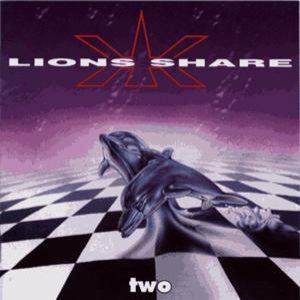 Lion's Share - Two cover art