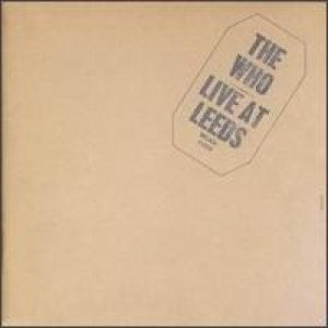 The Who - Live At Leeds cover art