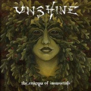 Unshine - The Enigma of Immortals cover art