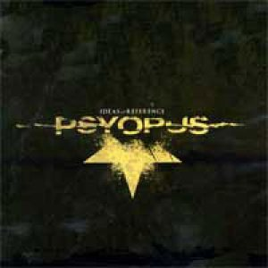 Psyopus - Ideas of Reference cover art