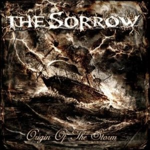 The Sorrow - Origin of the Storm cover art