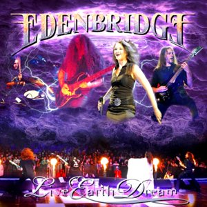 Edenbridge - LiveEarthDream cover art