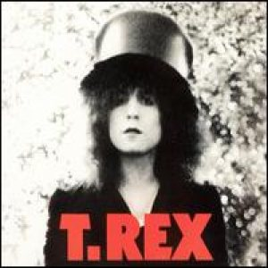 T. Rex - The Slider cover art