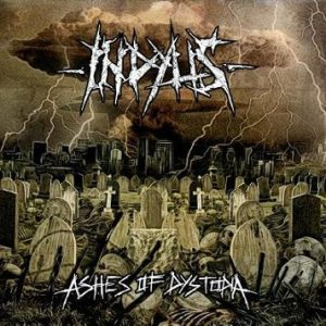 Indyus - Ashes of Dystopia cover art