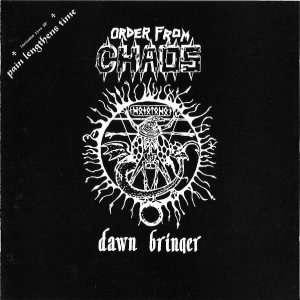 Order from Chaos - Dawn Bringer cover art