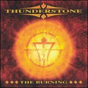 Thunderstone - The Burning cover art