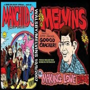Melvins - Making Love Demos cover art