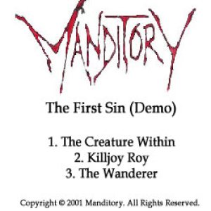 Manditory - The First Sin cover art