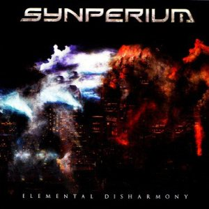Synperium - Elemental Disharmony cover art