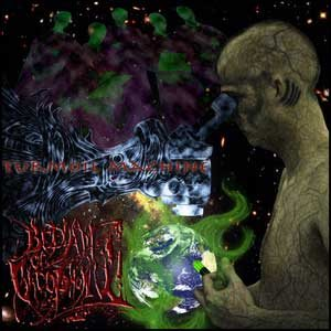 Bedlam of Cacophony - Turmoil Machine cover art