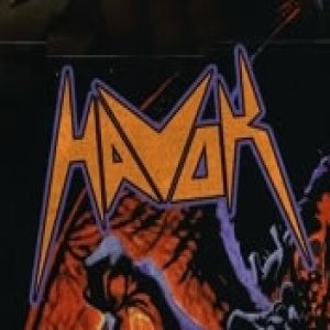 Havok - Fatal Intervention cover art