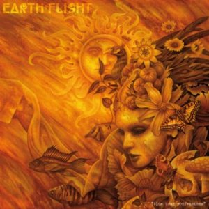 Earth Flight - Blue Hour Confessions cover art