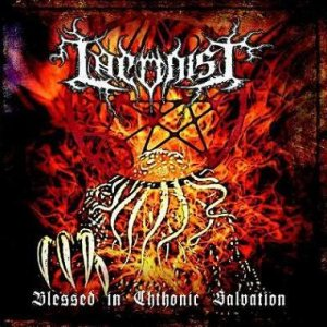 Laconist - Blessed in Chthonic Salvation cover art