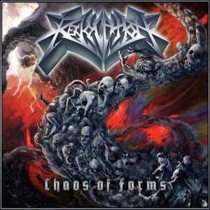 Revocation - Chaos of Forms cover art