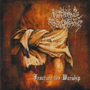 Posthumous Blasphemer - Fracture the Worship cover art