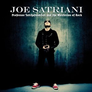 Joe Satriani - Professor Satchafunkilus and the Musterion of Rock cover art
