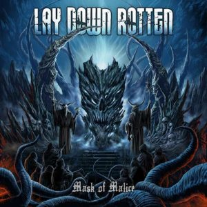 Lay Down Rotten - Mask of Malice cover art