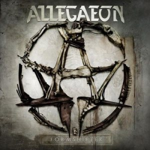 Allegaeon - Formshifter cover art