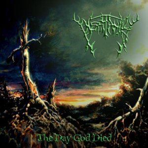 Insatanity - The Day God Died cover art