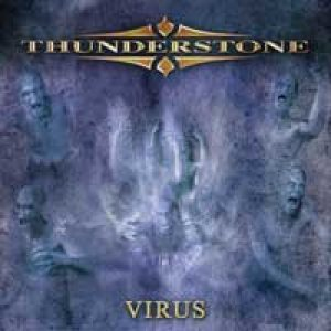 Thunderstone - Virus cover art