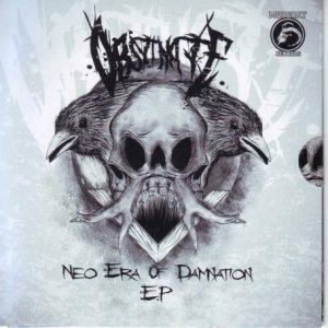 Obstinate - Neo Era of Damnation cover art