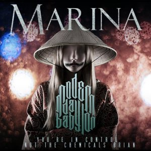 Marina - You are in Control Not the Chemicals Brian cover art
