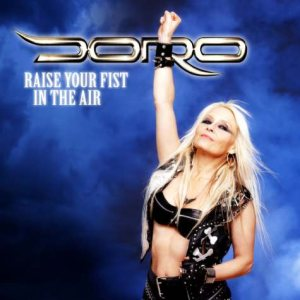 Doro - Raise Your Fist in the Air cover art