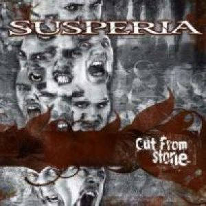 Susperia - Cut From Stone cover art