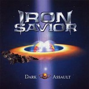 Iron Savior - Dark Assault cover art