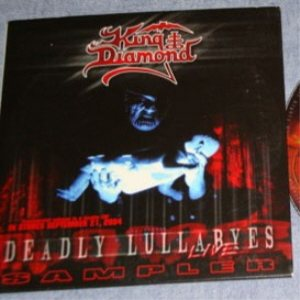 King Diamond - Deadly Lullabyes (Live) Sampler cover art