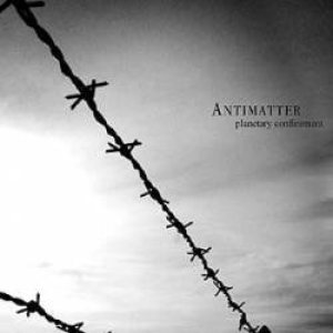 antimatter - planetary confinement cover art