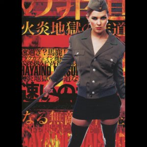 Hayaino Daisuki - Invincible Gate Mind of the Infernal Fire Hell, or Did You Mean Hawaii Daisuki? cover art