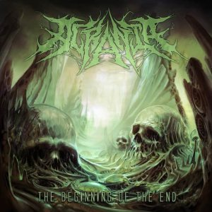 Acrania - The Beginning of the End cover art