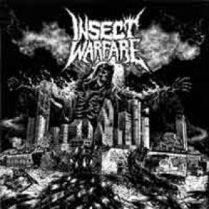 Insect Warfare - World Extermination cover art