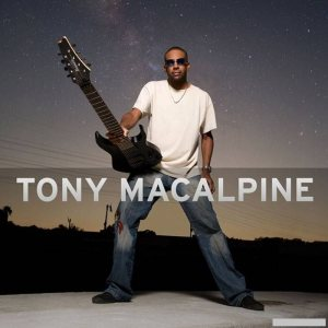 Tony MacAlpine - Tony MacAlpine cover art