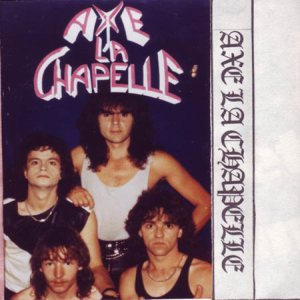 Axe La Chapelle - Promotape 89 cover art