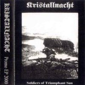 Kristallnacht - Soldiers of Triumphant Sun cover art